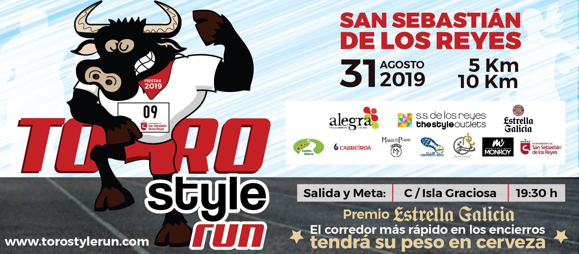 Toro Mecha Race